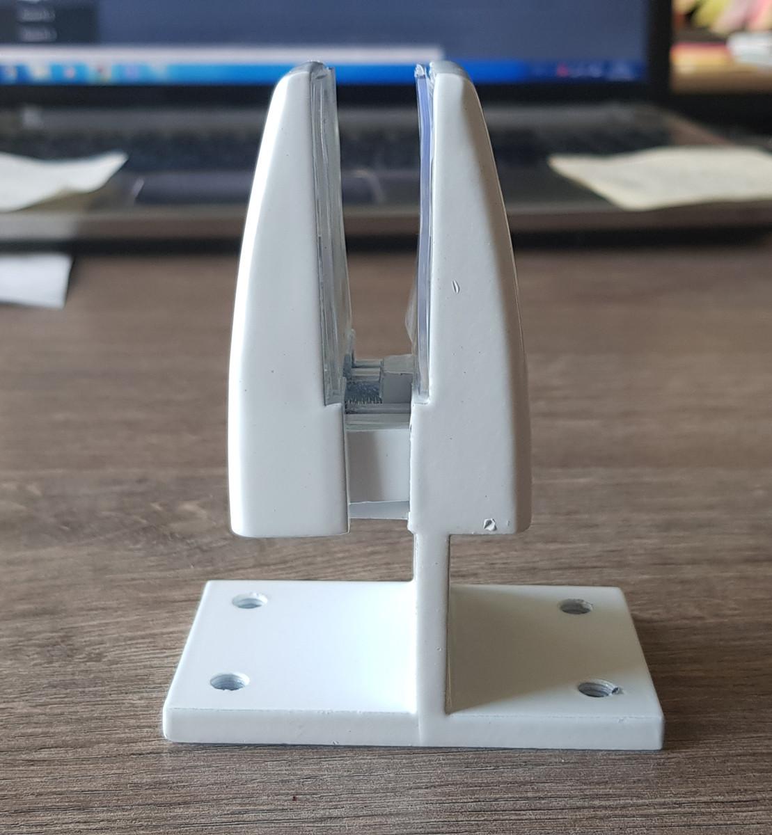 Тримач для перегородки столу №3 Loft Design