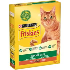 Сухой корм Purina Friskies (Фрискис) Indoor 0,27кг для домашних котов