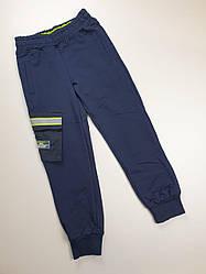 Спортивные штаны на  мальчика 14, 16  лет темно-синие , Венгрия
