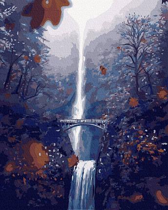 Картина по Номерам Водопад 40х50см RainbowArt, фото 2