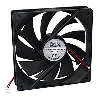 Вентилятор AV-12025M12S 120 x 120 x 25 mm, 12V, 0.2A, 2 провода