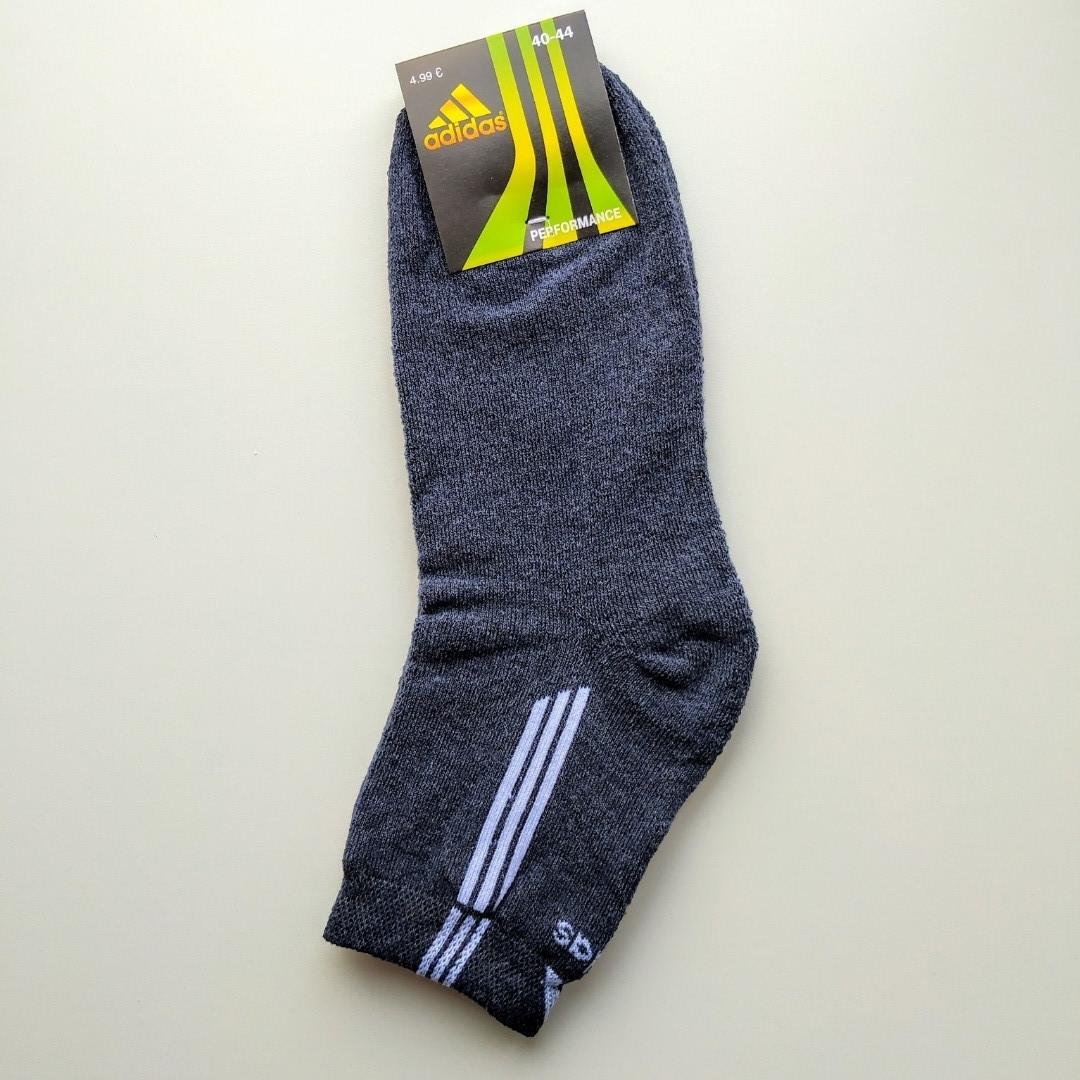 Носки мужские теплые зимние махровые спорт размер 40-44