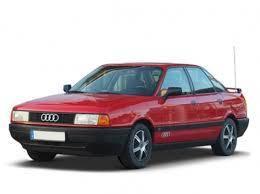 Audi 80 B3 (1986 - 1991) Audi 80 B4 (1991 - 1996)