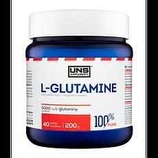 100% Чистий L - GLUTAMINE - 200g Pure
