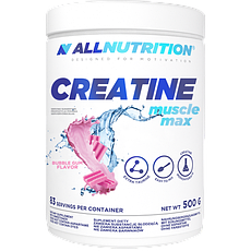 Creatine Muscle Max - 500g Buble Gum