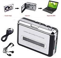 USB Кассетный плеер/кассетник/кассета для оцифровка записей TAPE