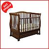 "Детская кроватка ""VIVA Premium"" ( Орех )"