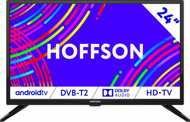 Телевізор Hoffson A24HD200T2S, фото 2