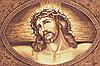 Схема для вышивки бисером Сб-2-678 Иисус в терновом венке