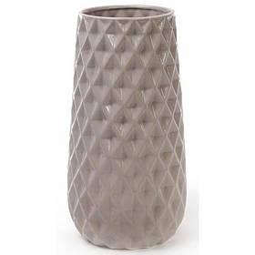 Ваза керамическая 31,5 см песочный BonaDi 733-100