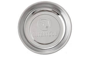 Тарілка магнітна Intertool - 108мм (ET-1050), (Оригінал)