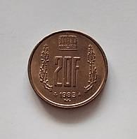 20 франков Люксембург 1983 г., фото 1