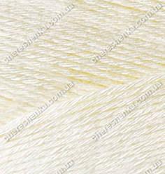 Нитки Alize Bamboo & Cotton 1 молочный