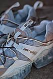 Жіночі кросівки Jimmy Choo grey/beige, фото 8