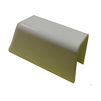 Концевик белый для привального бруса Osculati 44.588.01