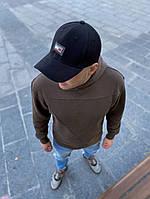 Мужская кепка бейсболка Томи Хилфигер черная