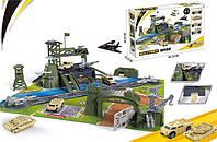 Детский игровой военный набор игрушка для мальчика военная база GT227718