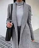 Пальто женское кашемировое, фото 10