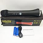 Караоке Микрофон MicMagic L-698 Red 15 Вт Bluetooth 4.0 2600 мАч, фото 5