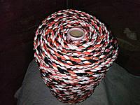 Мотузка для декору хб кольорова д. 20 мм