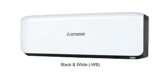 Кондиционер инверторный Mitsubishi Heavy SRK50ZS-SB/SRC50ZS-SB (black & white)