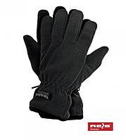 Флисовые перчатки Thinsulate утепленные Польша