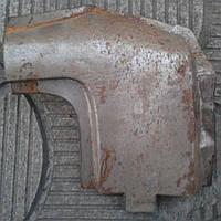 Ремонтна вставка, куточок РВО ВАЗ (2108-21099, 2113-2115), ліва біла, Екріс, фото 1
