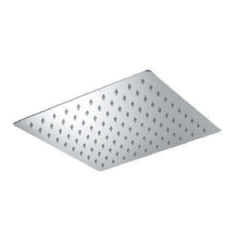 Верхний душ квадратный MIXXUS SH SS0059 200x200мм хром нержавеющая сталь 63209