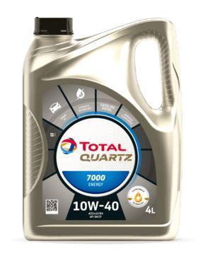 TOTAL QUARTZ 7000 ENERGY 5L