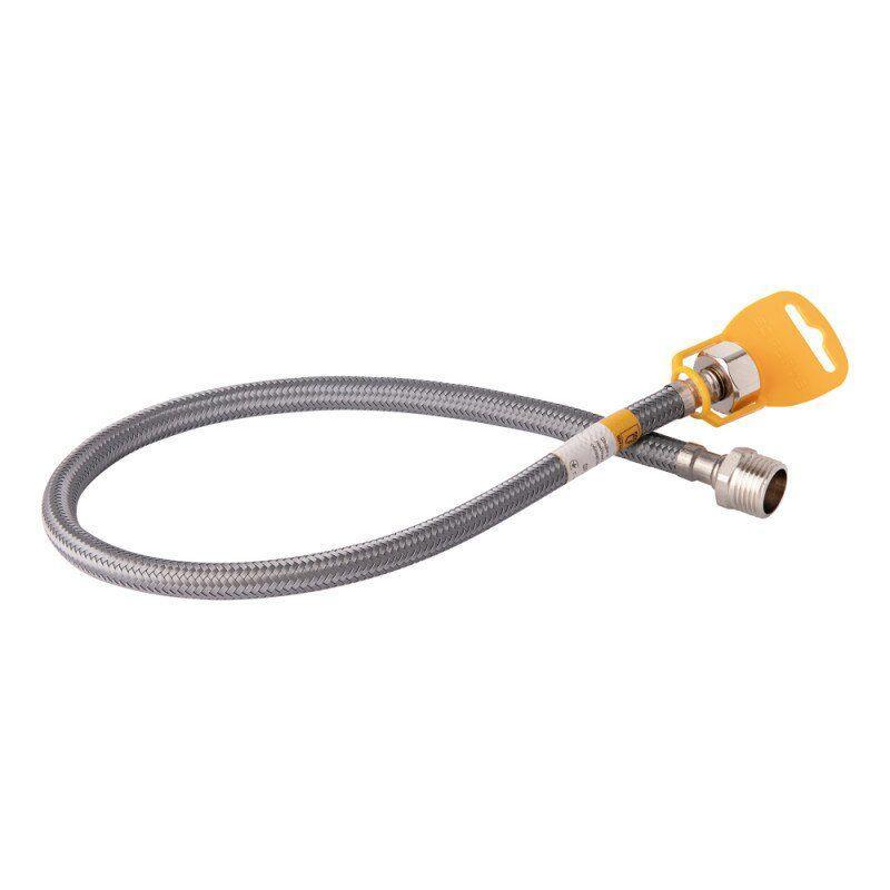 """Шланг гибкий для воды для подключения SANDI FORTE SF392W30 нр-вн 1/2""""x1/2"""" 30 см 75531"""