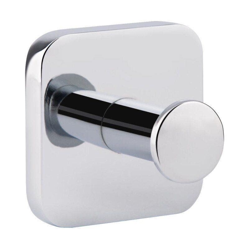 Крючок в ванную на стену одинарный LIDZ 116 LIDZCRM1160601 хром металл 75540
