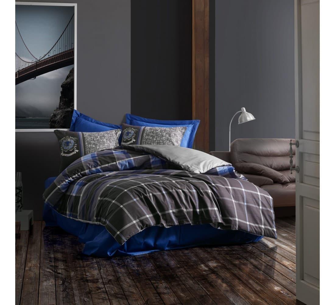 Постельное белье Cotton Box MASCULINE ROBERTO двуспальный - евро