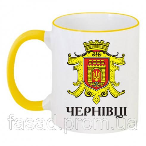 Чашка керамічна Чернівці Код-12219-101365