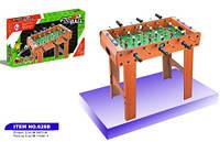 Футбол 628B деревянный кор.71*7,5*36 /4/ (628B)