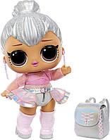 """Игровой набор с мега-куклой L.O.L. SURPRISE! серии """"Big B.B.Doll"""" Королева Китти 573074"""