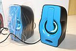 Колонки 2.0 FT-129 USB, фото 2