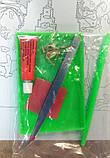 Алмазная картина-раскраска по номерам Дачный букет, 40х50 Rainbow Art (GZS1103), фото 6