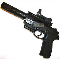 Пневматический пистолет Beretta Px4 Storm Recon, фото 1