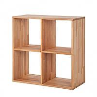 Полка деревянная 004