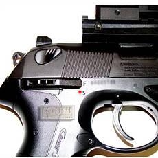 Пневматический пистолет Beretta Px4 Storm Recon, фото 3