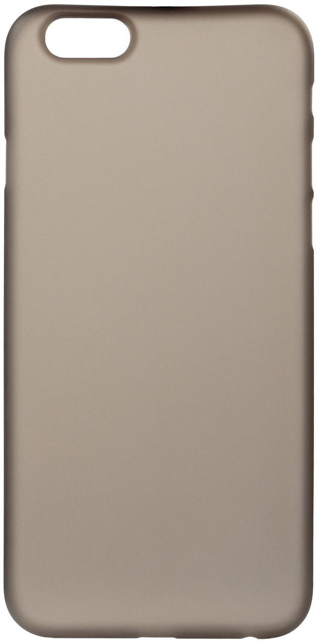 Чехол-накладка TOTO PP case 0.35mm iPhone 6s Clear\Black #I/S
