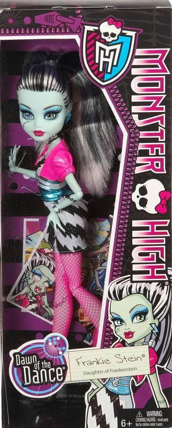 Куклы Монстер Хай Рассвет Танца - Monster High Dawn of the Dance