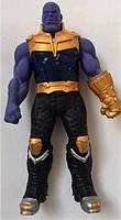 Игровая Коллекционная Фигурка Танос с подвижными частями Мстители Война бесконечности высота 30 см Thanos