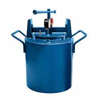 Бытовой автоклав для консервации PRO 25 л на 16 банок (0.5л) / 7 банок (1 л)