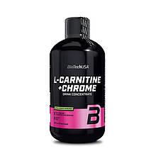 Карнитин Bio Tech L-CARNITINE + CHROME 500 мл Вкус : Груша-яблоко