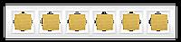 Рамка шестерная береза El-Bi Zena