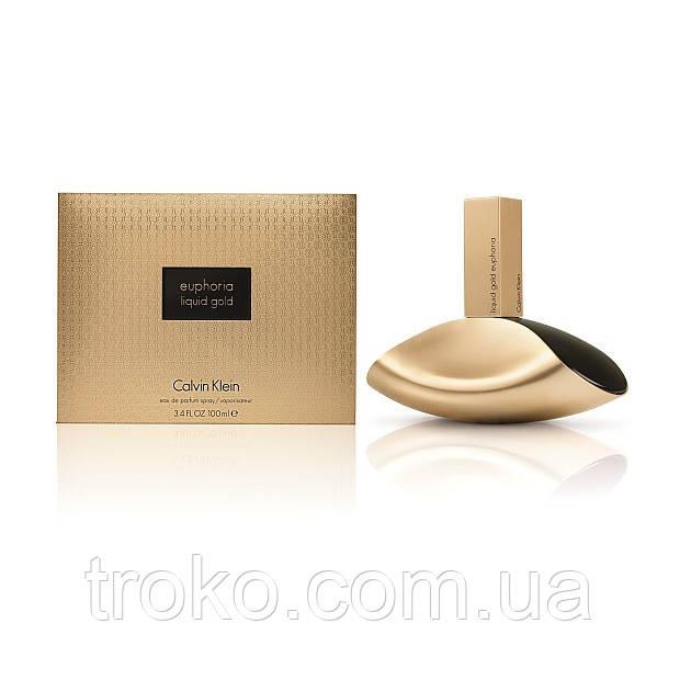Туалетная вода для женщин Calvin Klein Liquid Gold Euphoria