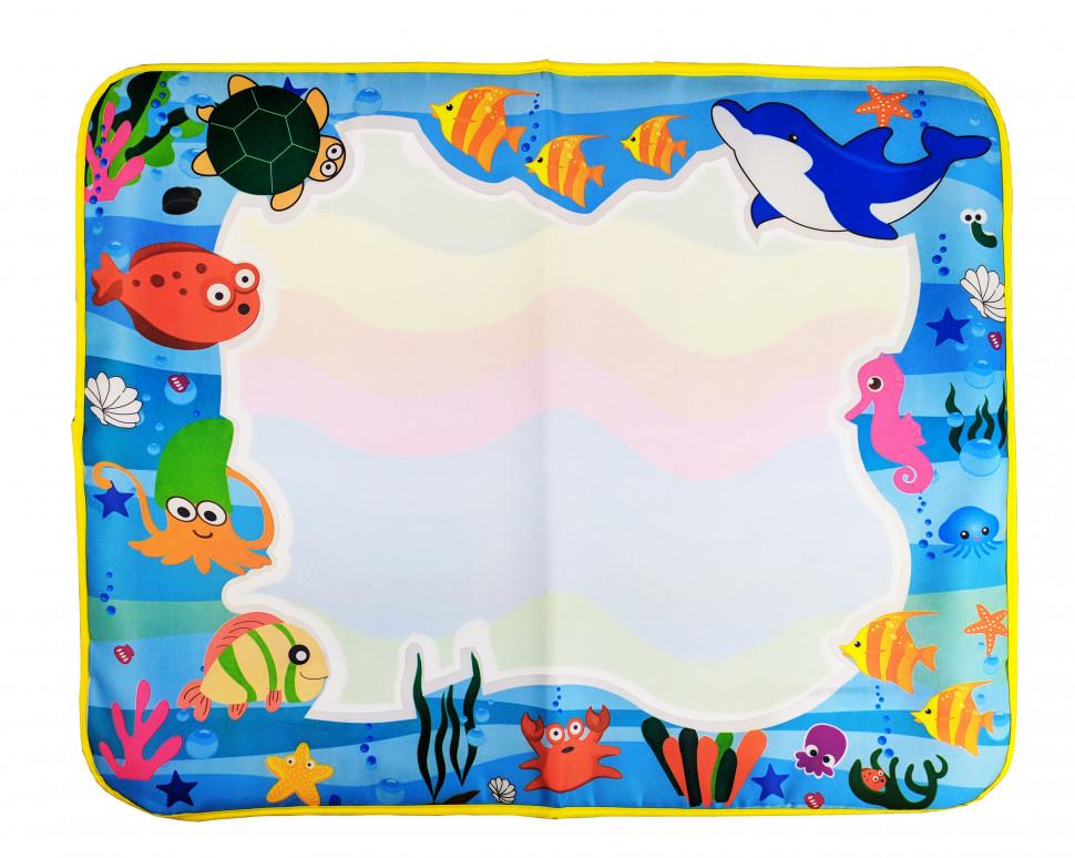 Коврик для рисования LT2969 (Морские Животные)