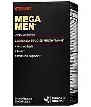Витамины для мужчин GNC MEGA MEN 90 caplet