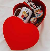 Подарочный набор Love is   Подарочный бокс   Подарок для влюбленных   Подарок ко Дню Святого Валентина